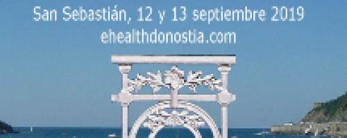 ikanos en el congreso de Salud Digital «eHealthDonostia 2019»