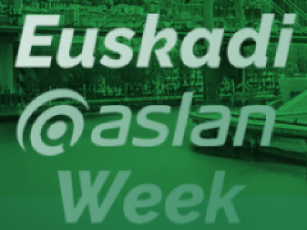 """Euskadi @aslan Week """"Digitalización es futuro"""""""